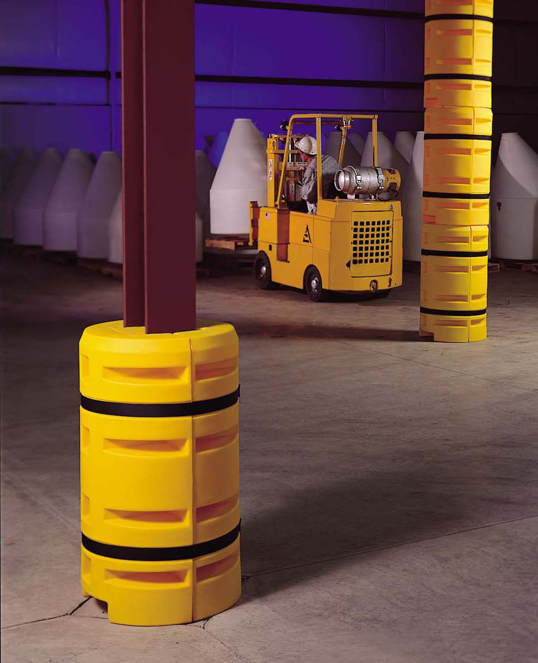 Car Park Column Protection >> Sentry Protection Products Lakewood, Ohio, OH 44107