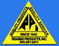 Rigging Products, Inc. Company Logo