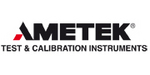 AMETEK Test &amp; Calibration Instruments Company Logo