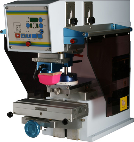 Pad Printing Machinery for Clothing Labels