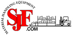 SJF Material Handling Equipment Company Logo