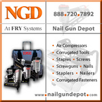 Nail Gun Depot Company Logo