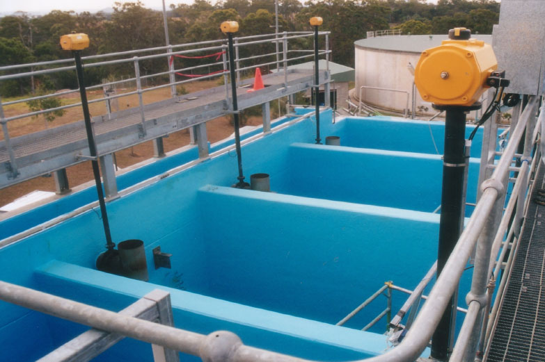 water tank coating