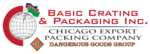 Basic Crating & Packaging Company Logo