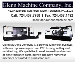 glenn machine