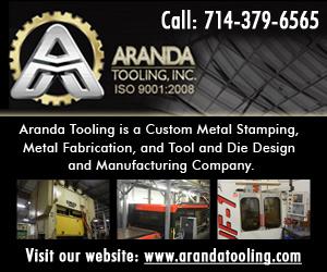 Aranda Tooling Inc Huntington Beach Ca
