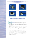 Proximity Sensors - Marine Electric Systems Inc.
