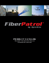 Fiber-Optic Intrusion Detection and Communication Product Catalog - Optellios Inc.