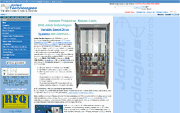AC Drives - Variable Frequency AC Drive Systems and Controls - Joliet Technologies