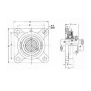 SNA 206 30MM IPTCI Stainless Insert Eccentric Locking Coll