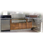 Appliance Cabinets From Danver Stainless Outdoor Kitchens