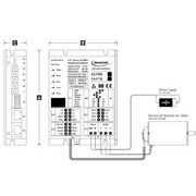 Ea4709 ea47 electrocraft completepower servo amplifiers for Electro craft servo motor specifications