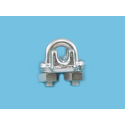 WIRE ROPE CLIPS 304 STAINLESS STEEL 3//4 S0122-FS20