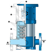 94eb0c9d5e34 390 Aurora 390 Multi-Stage Vertical In-Line Centrifugal Pumps from ...