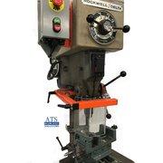 Drill Press Guard >> Dpg Es1 Econ Series Drill Press Machine Guards From Ats Machine
