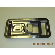 Lock Recessed Door Push