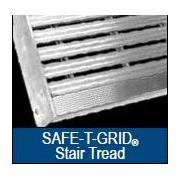 Bar Gratings Stair Treads   Safe T Grid