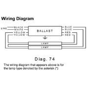 F T Ho Ballast Wiring Diagram on