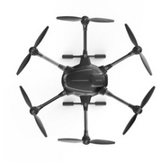 1033 Yuneec Typhoon H - Ready-to-Fly (RTF) Color Box