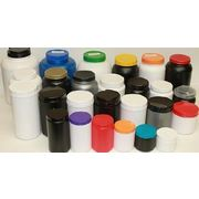 Wide Mouth High Density Polyethylene (HDPE) Containers and