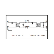 2941374 DEK Series DEKOE and DEKOV SolidState Relay Terminal