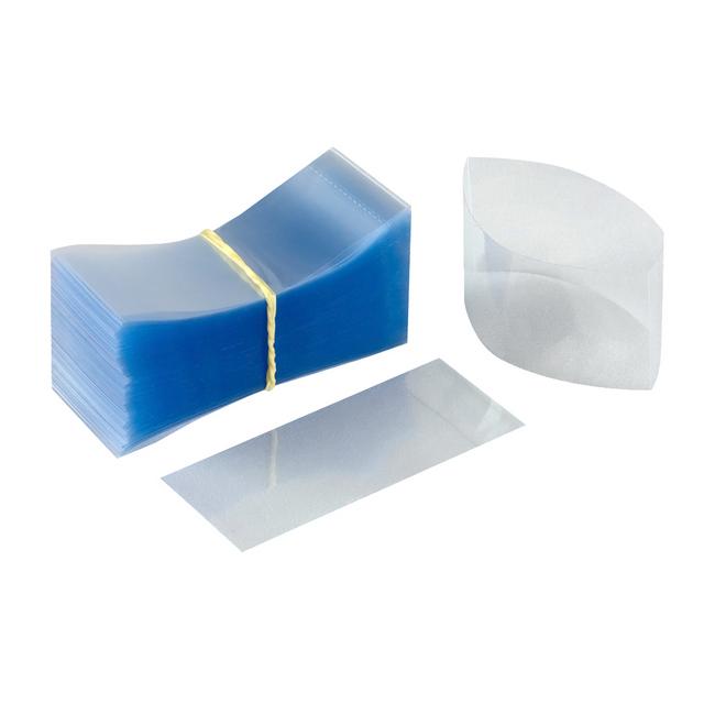 63 mm /& 70 mm Black PVC 2in Shrink Bands 250 by Berlin Packaging