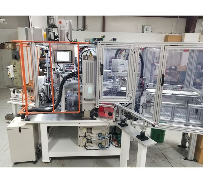 Automation Equipment Capabilities