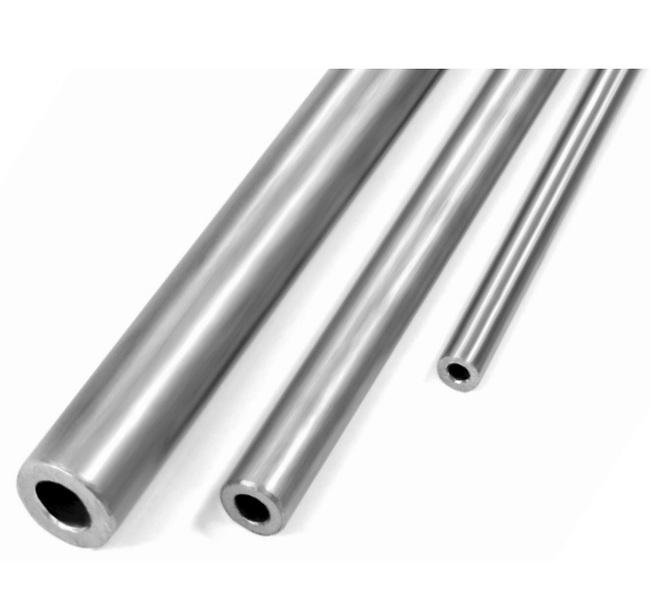 16 Gauge Custom Order Brushed Stainless Steel Tubing 304 Grade 1 OD 36 Long