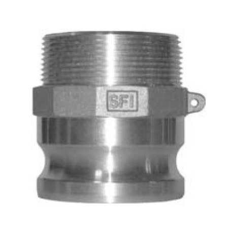 Nor-Cal Products NW Male Pipe Adpater NW-10B-1//4 MPT