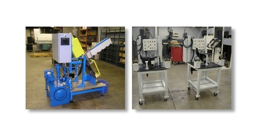 Special & Custom Designers, Builders & Manufacturers Machinery Products