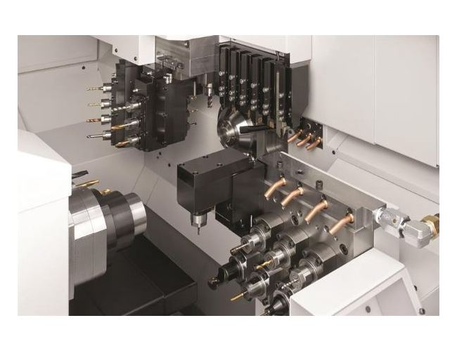 Screw Machine Products & Turned Parts Capabilities
