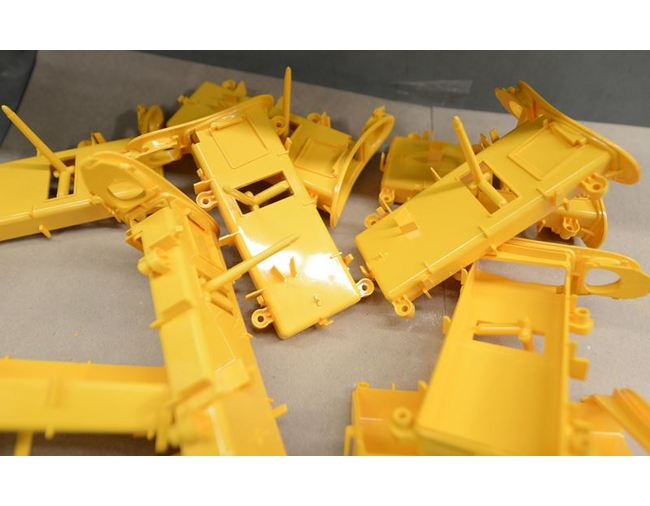 Plastic Injection Molding Services Capabilities