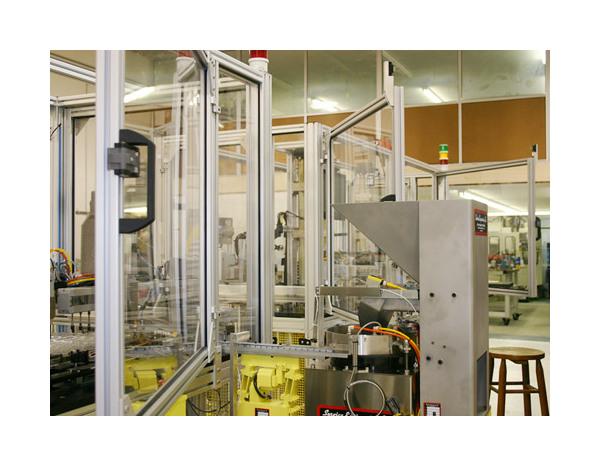 Special & Custom Designers, Builders & Manufacturers Machinery Capabilities
