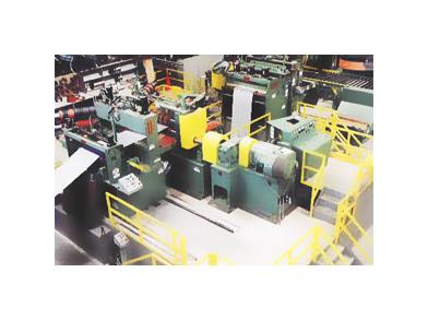 Steel Service Centers Capabilities