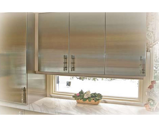 Metal Wall Kitchen Cabinets