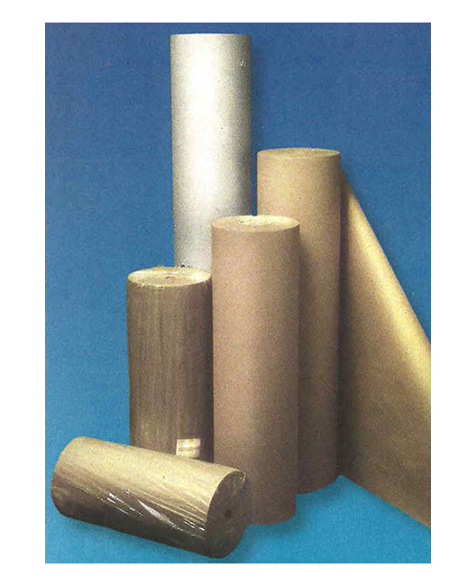 """24/"""" 60 lbs 660/' Brown Kraft Paper Roll Shipping Wrapping Cushioning Void Fill"""