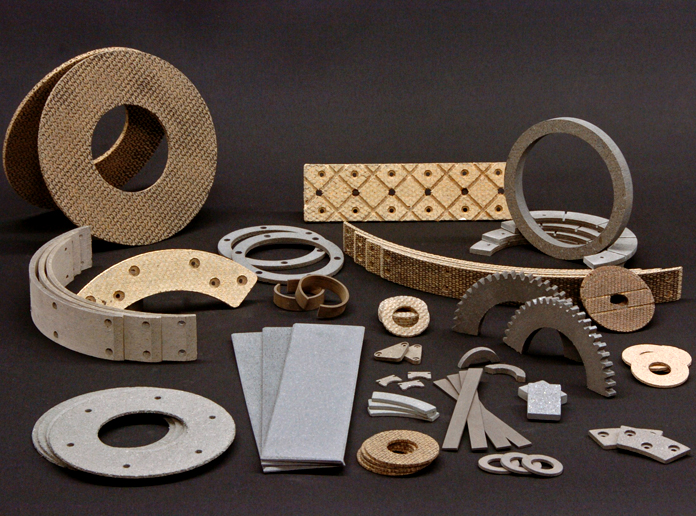 Brake Relining Material : Ceco friction products inc landis north carolina nc