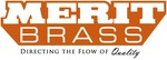 Merit Brass Co. Company Logo