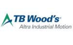 TB Wood's Corporation Company Logo