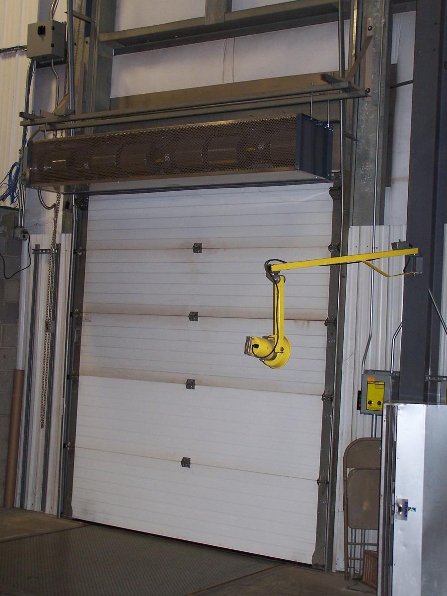Berner International Corp Air Curtains Air Doors New