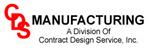 CDS Manufacturing Company Logo