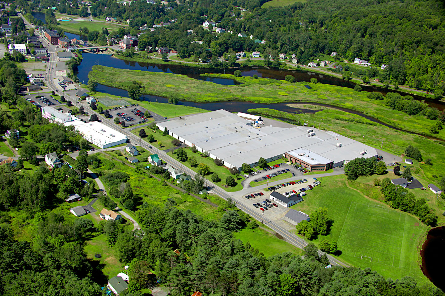 New England Wire Technologies Corp. Lisbon, New Hampshire, NH 03585