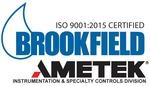 AMETEK Brookfield Company Logo
