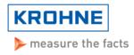 KROHNE, Inc. Company Logo