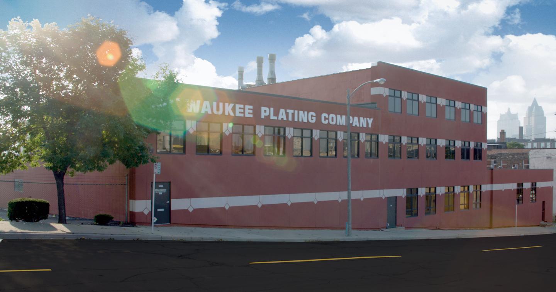 Milwaukee Plating Company Milwaukee, Wisconsin, WI 53212