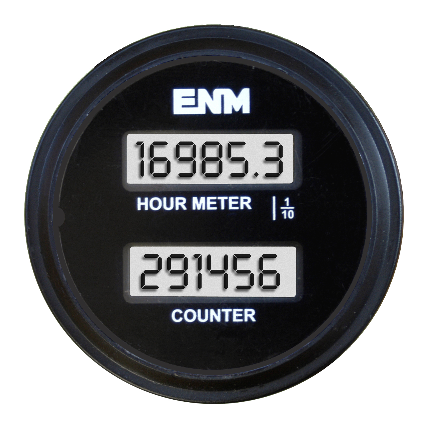 Enm Company Chicago Illinois Il 60646 Vibration Impulse Counter Product Information