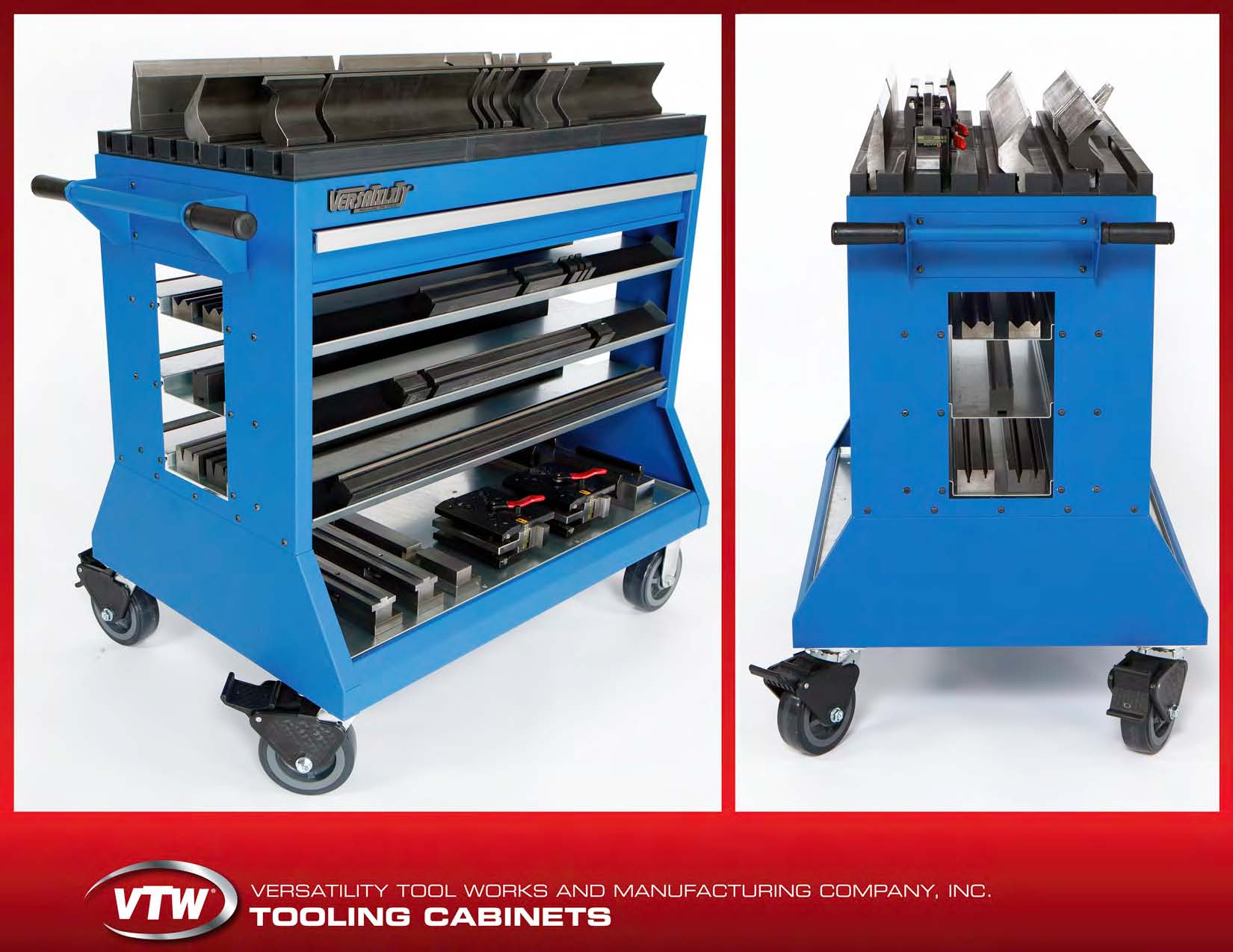 Versatility Tool Works And Manufacturing Company Inc