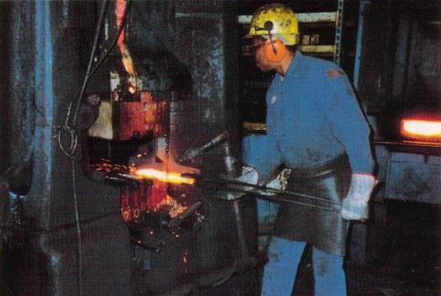 Bourdon Forge Company logo