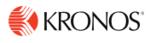 Kronos, Inc. Company Logo