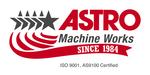 Astro Machine Works Company Logo